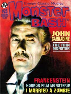 MONSTER BASH #25