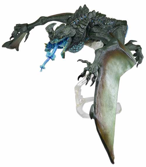 NECA PACIFIC RIM ULTRA DX 7インチアクションフィギュア KAIJU [FLYING OTACHI]