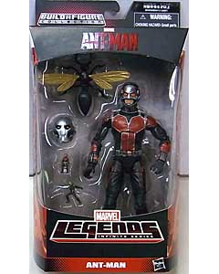 HASBRO MARVEL LEGENDS 2015 INFINITE SERIES ANT-MAN [ULTRON SERIES] 映画版 ANT-MAN ANT-MAN [国内版] パッケージ傷み特価