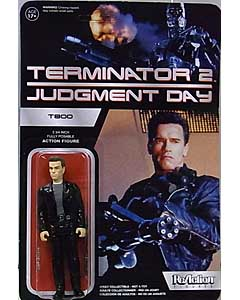 FUNKO x SUPER 7 REACTION FIGURES 3.75インチアクションフィギュア TERMINATOR 2 T-800