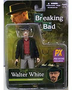 MEZCO BREAKING BAD 6インチアクションフィギュア WALTER WHITE [PREVIEWS EXCLUSIVE]
