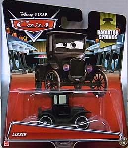 MATTEL CARS 2015 シングル LIZZIE
