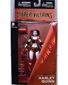 DC COLLECTIBLES DC COMICS SUPER VILLAINS HARLEY QUINN