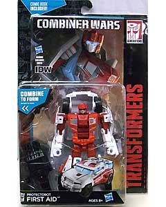 HASBRO TRANSFORMERS GENERATIONS 2015 [COMBINER WARS] DELUXE CLASS PROTECTOBOT FIRST AID [COMIC BOOK INCLUDED]