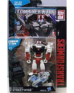 HASBRO TRANSFORMERS GENERATIONS 2015 [COMBINER WARS] DELUXE CLASS PROTECTOBOT STREETWISE [COMIC BOOK INCLUDED] 台紙&ブリスター傷み特価