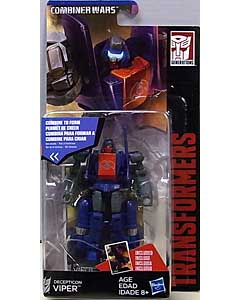 HASBRO TRANSFORMERS GENERATIONS 2015 [COMBINER WARS] LEGENDS CLASS DECEPTICON VIPER ブリスター傷み特価