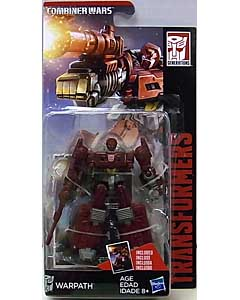 HASBRO TRANSFORMERS GENERATIONS 2015 [COMBINER WARS] LEGENDS CLASS WARPATH ブリスター傷み特価