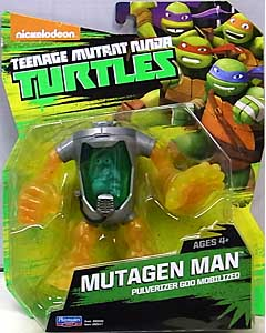 PLAYMATES NICKELODEON TEENAGE MUTANT NINJA TURTLES ベーシックフィギュア 2015 MUTAGEN MAN