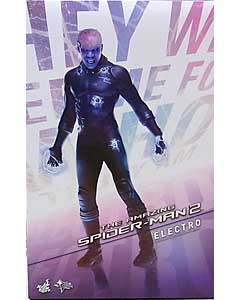 HOT TOYS MOVIE MASTERPIECE 1/6スケール 映画版 THE AMAZING SPIDER-MAN 2 ELECTRO