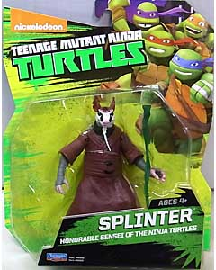 PLAYMATES NICKELODEON TEENAGE MUTANT NINJA TURTLES ベーシックフィギュア 2015 SPLINTER