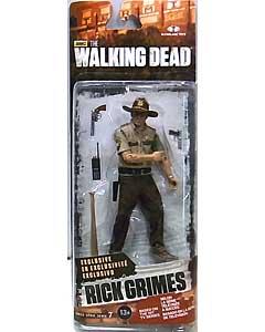 McFARLANE TOYS THE WALKING DEAD TV 5インチアクションフィギュア SERIES 7 WALGREENS限定 RICK GRIMES