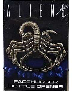 DIAMOND SELECT ALIENS ボトルオープナー FACEHUGGER