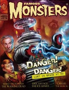 FAMOUS MONSTERS OF FILMLAND #278