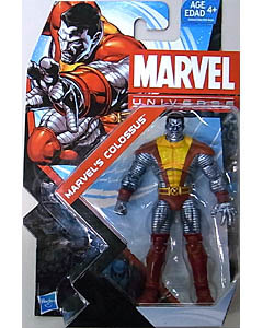 HASBRO MARVEL UNIVERSE SERIES 5 #024 MARVEL'S COLOSSUS