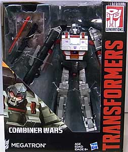 HASBRO TRANSFORMERS GENERATIONS 2015 [COMBINER WARS] LEADER CLASS MEGATRON