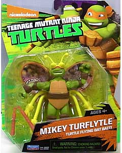 PLAYMATES NICKELODEON TEENAGE MUTANT NINJA TURTLES ベーシックフィギュア 2015 MIKEY TURFLYTLE