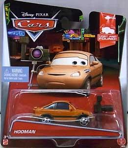 MATTEL CARS 2015 シングル HOOMAN