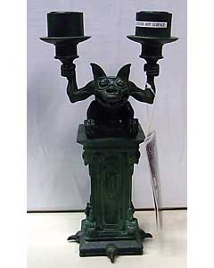 DISNEY USAディズニーテーマパーク限定 HAUNTED MANSION CANDLE HOLDER