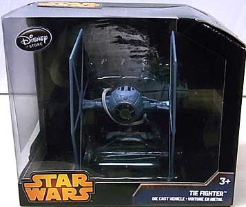 STAR WARS USAディズニーストア限定 DIE CAST VEHICLE TIE FIGHTER