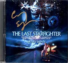 THE LAST STARFIGHTER スター・ファイター 直筆サイン入り