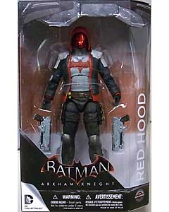 DC COLLECTIBLES BATMAN: ARKHAM KNIGHT 6インチアクションフィギュア GAMESTOP限定 RED HOOD