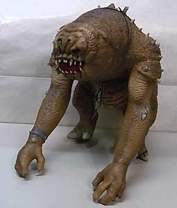 STAR WARS USAディズニーテーマパーク限定 RANCOR LATEX FIGURE