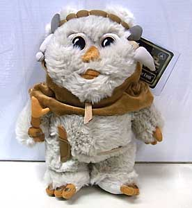 STAR WARS USAディズニーテーマパーク限定 CHIEF CHIRPA THE EWOK 9インチ PLUSH DOLL