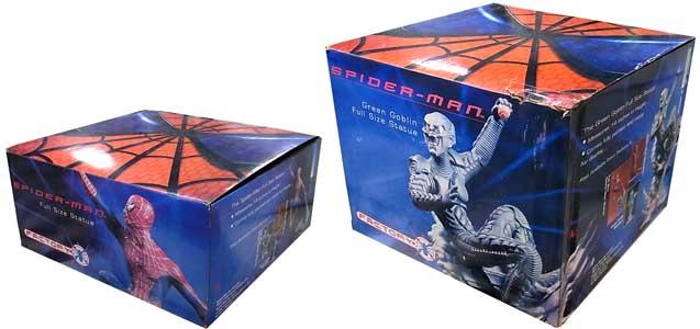 FACTORY X 映画版 SPIDER-MAN STATUE 2種セット 特価