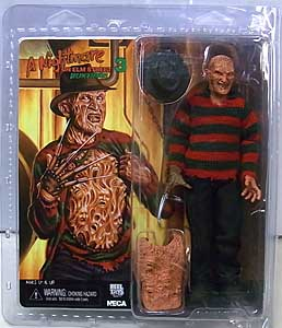 NECA A NIGHTMARE ON ELM STREET 3: DREAM WARRIORS 8インチドール FREDDY KRUEGER