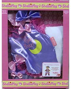 DISNEY USAディズニーテーマパーク限定 DUFFY THE DISNEY BEAR SHELLIEMAY COSTUME PAJAMA OUTFIT BOX SET