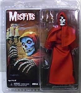 NECA MISFITS 8インチドール THE FIEND CRIMSON GHOST [RED]