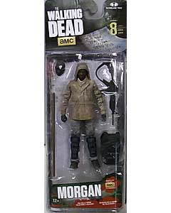 McFARLANE TOYS THE WALKING DEAD TV 4.5インチアクションフィギュア SERIES 8 MORGAN