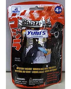HUCKLEBERRY GODZILLA YUBI'S FINGERINES SERIES 1 1 PACK