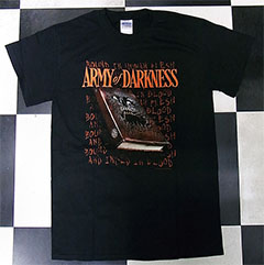 ARMY OF DARKNESS/キャプテン・スーパーマーケット /NECRONOMICON