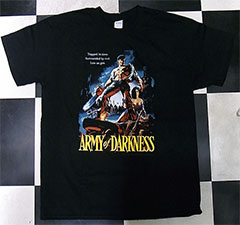 ARMY OF DARKNESS/ キャプテン・スーパーマーケット /ポスター