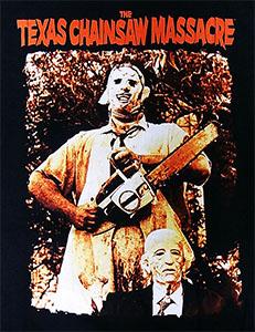 悪魔のいけにえ /テキサスチェーンソー/ Leatherface & Grandpa