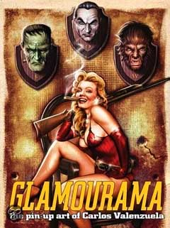 GLAMOURAMA THE PIN-UP ART OF CARLOS VALENZUELA