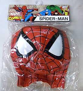 オガワスタジオ なりきりラバーマスク スパイダーマン コミックバージョン