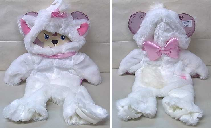 DISNEY USAディズニーテーマパーク限定 DUFFY THE DISNEY BEAR SHELLIEMAY COSTUME [MARIE]