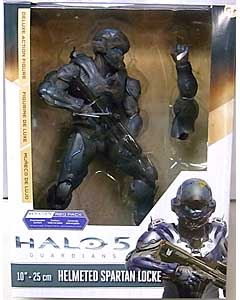 McFARLANE HALO 5: GUARDIANS 10インチ HELMETED SPARTAN LOCKE