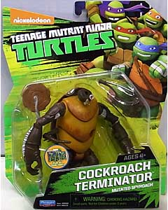 PLAYMATES NICKELODEON TEENAGE MUTANT NINJA TURTLES ベーシックフィギュア 2015 COCKROACH TERMINATOR