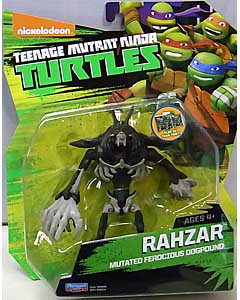 PLAYMATES NICKELODEON TEENAGE MUTANT NINJA TURTLES ベーシックフィギュア 2015 RAHZAR