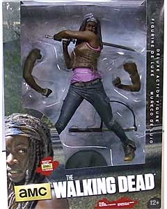 McFARLANE TOYS THE WALKING DEAD TV DELUXE 10インチアクションフィギュア MICHONNE