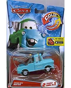 MATTEL CARS 2015 COLOR CHANGERS シングル BRAND NEW MATER
