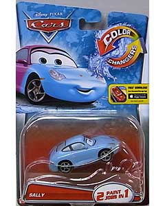 MATTEL CARS 2015 COLOR CHANGERS シングル SALLY 台紙傷み特価