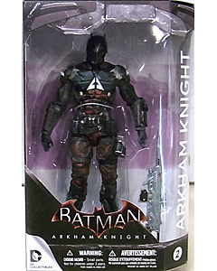 DC COLLECTIBLES BATMAN: ARKHAM KNIGHT 6インチアクションフィギュア ARKHAM KNIGHT