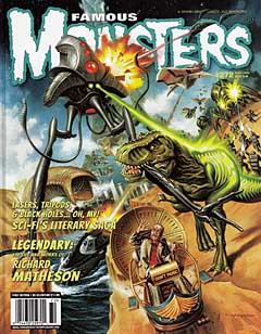 FAMOUS MONSTERS OF FILMLAND #272 [COVER BY JASON EDMISTON]