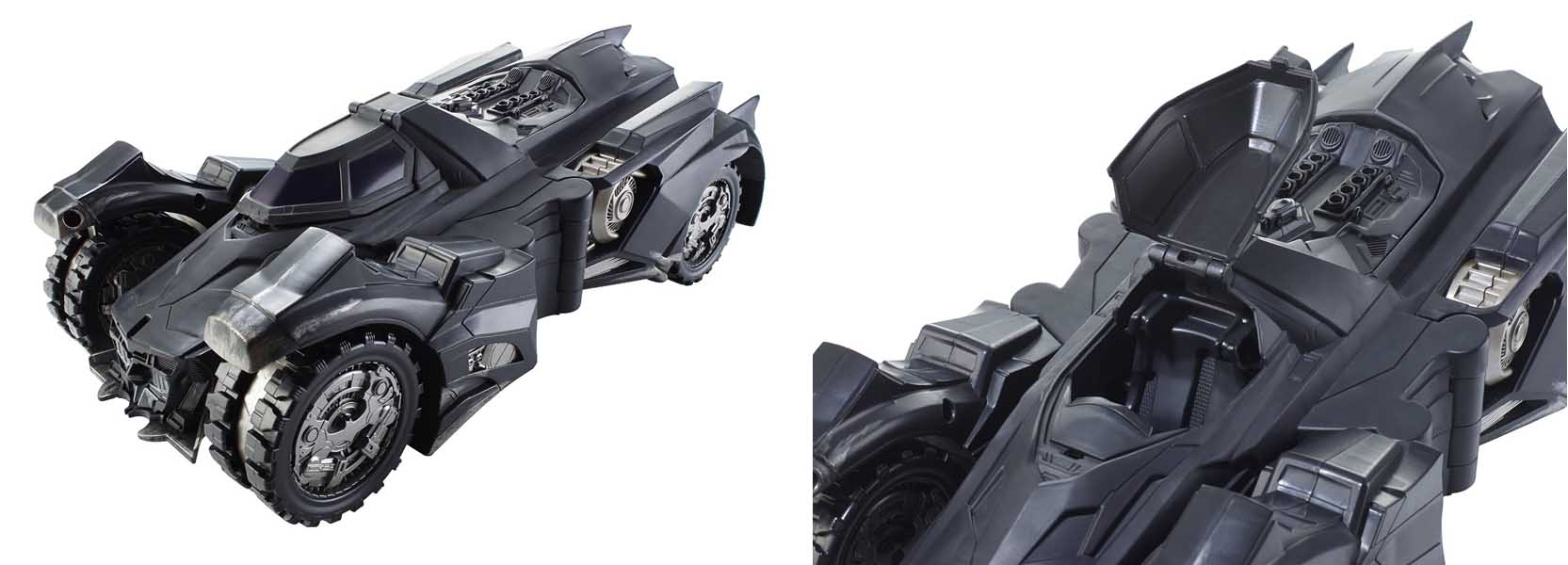 MATTEL DC COMICS MULTIVERSE BATMAN: ARKHAM KNIGHT BATMOBILE