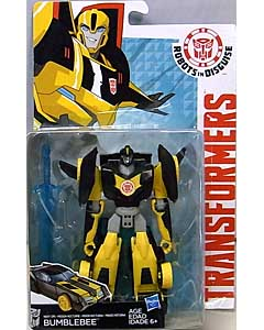 HASBRO アニメ版 TRANSFORMERS ROBOTS IN DISGUISE DELUXE CLASS NIGHT OPS BUMBLEBEE