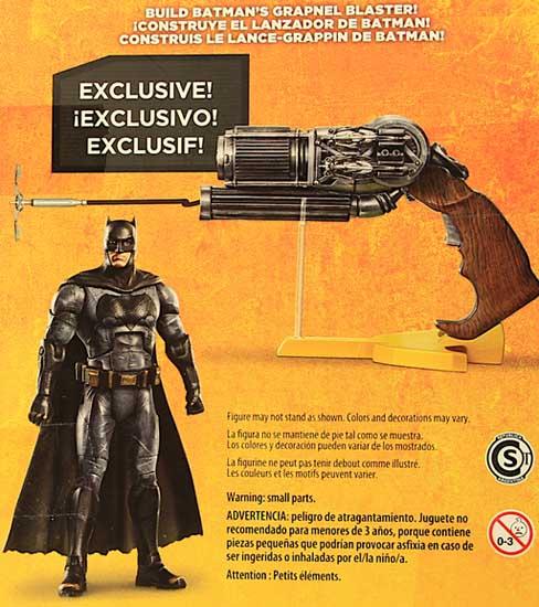 MATTEL DC COMICS MULTIVERSE 6インチアクションフィギュア BATMAN V SUPERMAN: DAWN OF JUSTICE BATMAN UNMASKED [EXCLUSIVE]